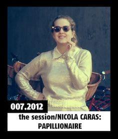 twoseveneight: Nicola Caras from Papillionaire