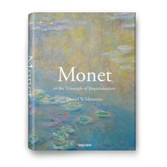 TASCHEN Monet or the Triumph of Impressionism | ACHICA