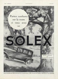 Solex= leggs