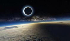 Wow! Eclipse.