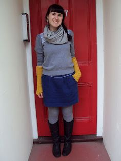 Skirt, Simplicity 2451