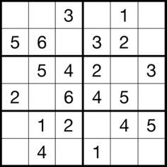 SUDOKU play online and print. Children and beginners can practice the basic logic of the game on simple versions of sudoku. Math For Kids, Puzzles For Kids, Fun Math, Sudoku Puzzles, Logic Puzzles, Third Grade Science, First Grade Math, Teaching Kids, Kids Learning