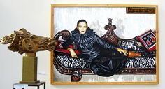 https://flic.kr/p/8evWS7 | Peintres et sculpteurs russes | Alexander Bourganov et Tair Salakhov