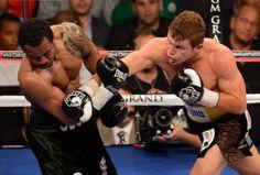 Canelo Alvarez vs Sugar Shane Mosley
