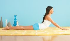 Settle in for a Yin Yoga Practice