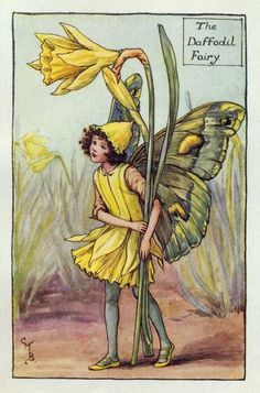 Flores y Palabras: Cicely Mary Barker
