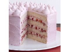10 Valentines Day Cake Recipes - Cupcakes and Desserts for Valentine's Day - Woman's Day