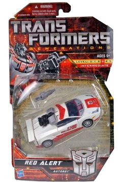 Hasbro Transformers Generations Autobot Red Alert Deluxe War For Cybertron USA Transformers Action Figures, Hasbro Transformers, Boba Fett, Movie Characters, Toy Store, Geek Stuff, Star Wars, Retro, Languages