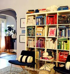 estante de livros no quarto - Pesquisa Google