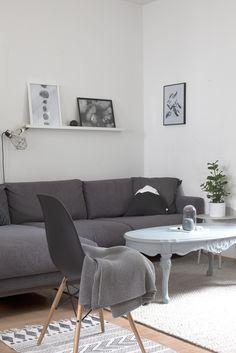 Living room - via cocolapinedesign.com