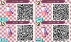 Pink suspenders dress