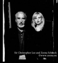 "RIP - SIR CHRISTOPHER LEE - 1922-2015  From Zeena:   ""Heartfelt Condolences to the Lee Family.  Many blessings to this great gentleman.  Though he has departed this material realm, the brilliance of his spirit, radiance of his character and gifts of his talent will shine on forever. Om Ami Dewa Hri -Zeena"""