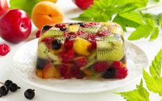 Jöleli Meyve Salatası Tarifi