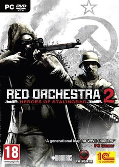 RED ORCHESTRA 2 HEROES OF STALINGRAD Pc Game Free Download Full Version