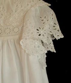 Antique Christening Gowns
