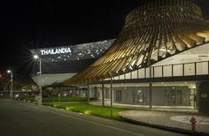 Thailand Pavilion, Expo Milano 2015, Milan, Italy - Lighting Design: WIP WORK IN PROGRESS SRL – Photo: Lorenzo Palizzolo - Architectural lighting: iGuzzini illuminazione #ArchiledeHp #iGuzzini #Lighting #Light #Luce #Lumière #Licht #Cityroads #ExpoMilano2015