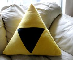 ***This item is made to order, please allow 3 days for completion thank you :)***    A soft, 3 dimensional gold and black fleece pillow in the shape of