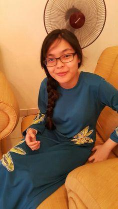 Ms Khalish....17 July 2015...Raya di Alam Budiman