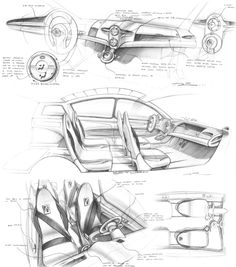 41 Best Car Interior Images Car Design Sketch Car Interior Design