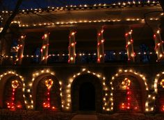 Holiday Lights at Krug Park - St. This winter wonderland is definitely a must see! St Joseph Mo, Kid Friendly Vacations, Holiday Countdown, Our Town, Arts And Entertainment, Holiday Lights, Missouri, Winter Wonderland, Places To Go