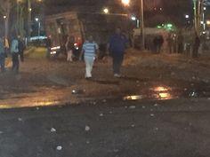 Descarrilamiento del tren provoca largas presas cerca de la municipalidad de San José