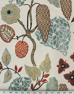 Printemps So Happy   Online Discount Drapery Fabrics and Upholstery Fabric Superstore!