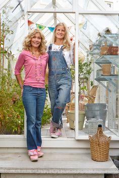 Sanna & Sania: Virka väskan Build A Greenhouse, Bastilla, Overalls, Crochet Patterns, Pants, Vintage Campers, Crochet Blankets, Clothes, Color