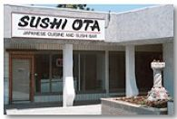 Sushi Ota Award-Winning Japanese Restaurant  4529 Mission Bay Dr., San Diego, Ca 92109 Reservations: (858) 270-5670/5047