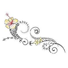 TATTOO TRIBES: Tattoo of Spirit of Aloha, Hawaii tattoo,aloha hawaii flower hibiscus tattoo - royaty-free tribal tattoos with meaning Hawaii Tattoos, Ocean Tattoos, Foot Tattoos, Flower Tattoos, Body Art Tattoos, Turtle Tattoos, Sleeve Tattoos, Hawaiianisches Tattoo, Backpiece Tattoo