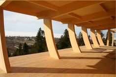 Wood Construction In North America Scales Up, Gets Gorgeous