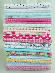 I Must Have Been a Very Good Girl This Year - Pretty by Hand | Fab ... : must have quilting supplies - Adamdwight.com