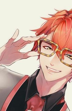 Image about boy in Mystic messenger by Fujo~
