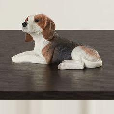 Charlton Home Beagle Figurine