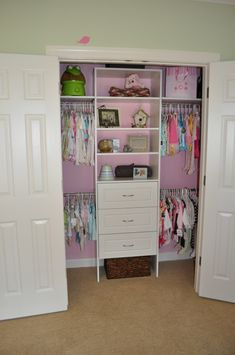 For grandkids...boy/girl closet #matildajaneclothing #mjcdreamcloset