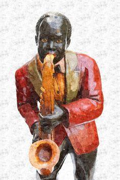 Jazz Man SKU-DA00015