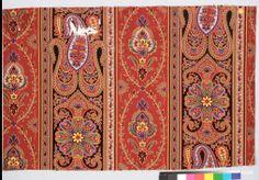 Date: late 19th century Culture: Russian Medium: Cotton