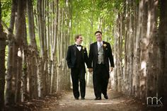 Artfully Romantic Small Wedding  | Grounds for Sculpture in NJ | mkPhotography