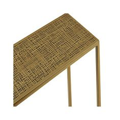 """$500 Width: 47.75""""Depth: 7.75""""H: 30"""" Jacques console crate and barrel"""