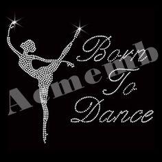 Wholesale Dance Heat Rhinestone Transfers For Decals