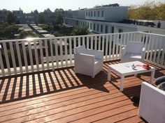 Dakterras Outdoor Living, Outdoor Decor, France, Deck, House, Home Decor, Rooftops, Terrace, French Houses