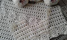"""Пуловер """"Цветочный"""". Часть 5/ Pullover Crochet"""