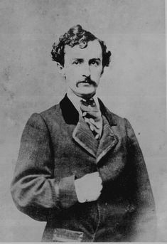 John Wilkes Booth    http://www.archives.gov/research/military/civil-war/photos/images/civil-war-198.jpg