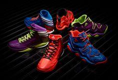 Freshly Dipped: adidas Basketball Bright Lights  Big City Packs