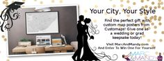 Contest: Your City, Your Style Pre Paid, Custom Map, Wedding Season, Giveaways, Are You The One, Your Style, City, Pageants, Cities