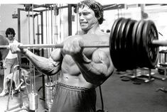 Arnold schwarzenegger blueprint trainer mass training overview arnolds blueprint for mammoth shoulders and arms bodybuilding malepatternbaldness malvernweather Image collections