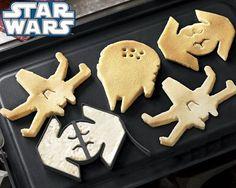 Star Wars™ Vehicles Pancake Molds @Paula Laird @Jaala Rogers