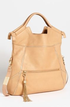 Foley + Corinna Mid City Foldover Leather Tote available at #Nordstrom