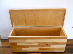 storage chest - maybe for upstairs room
