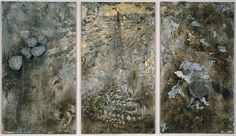 Anselm Kiefer, Untitled – North Carolina Museum of Art Anselm Kiefer, Neo Expressionism, Triptych, Mixed Media Art, Mix Media, Contemporary Artists, Modern Art, Painting Inspiration, How To Dry Basil