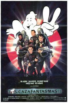 1989 / Los Cazafantasmas II - Ghostbusters II